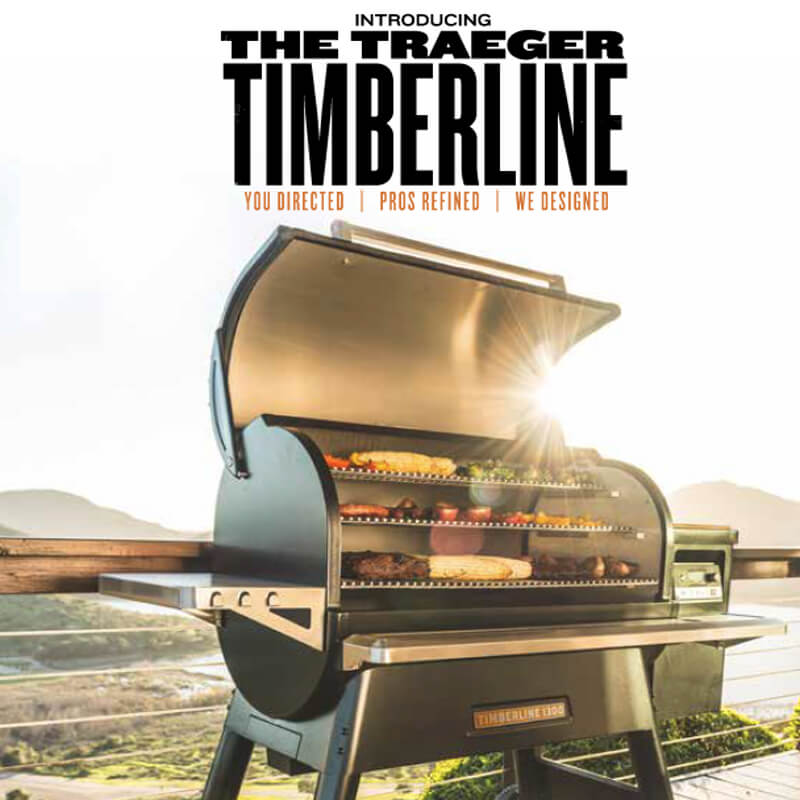 Traeger Timberline Brochure