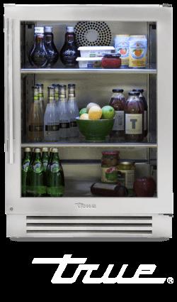 True Refrigeration - Undercounter Outdoor Kitchen Refrigeration Products